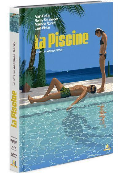 """""""LA PISCINE"""", NOUVELLE RESTAURATION 4K"""