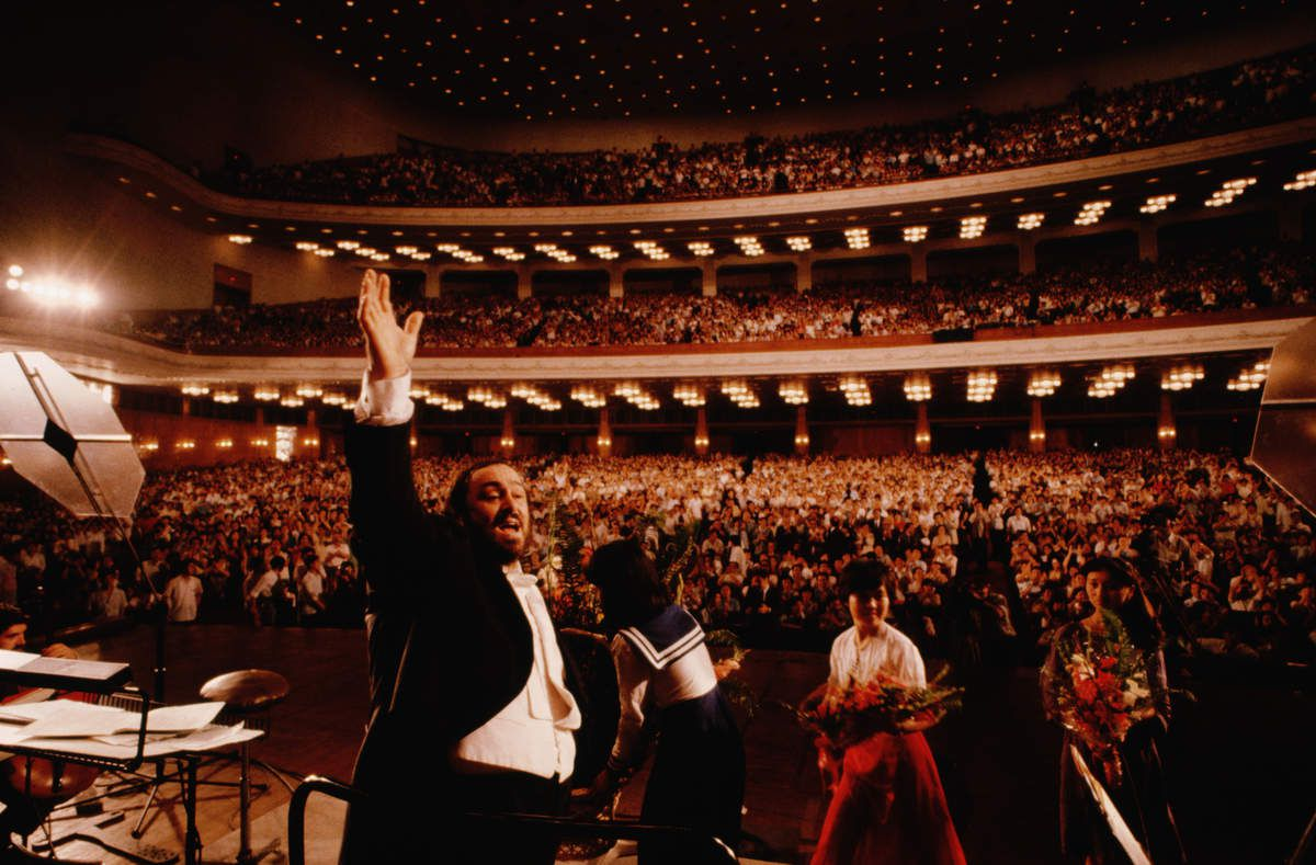 #PAVAROTTI, UN DOCUMENTAIRE SIGNÉ RON HOWARD