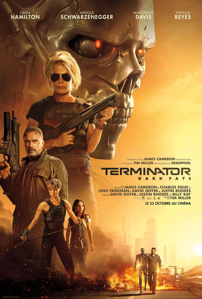 "CRITIQUE: ""TERMINATOR: DARK FATE"""