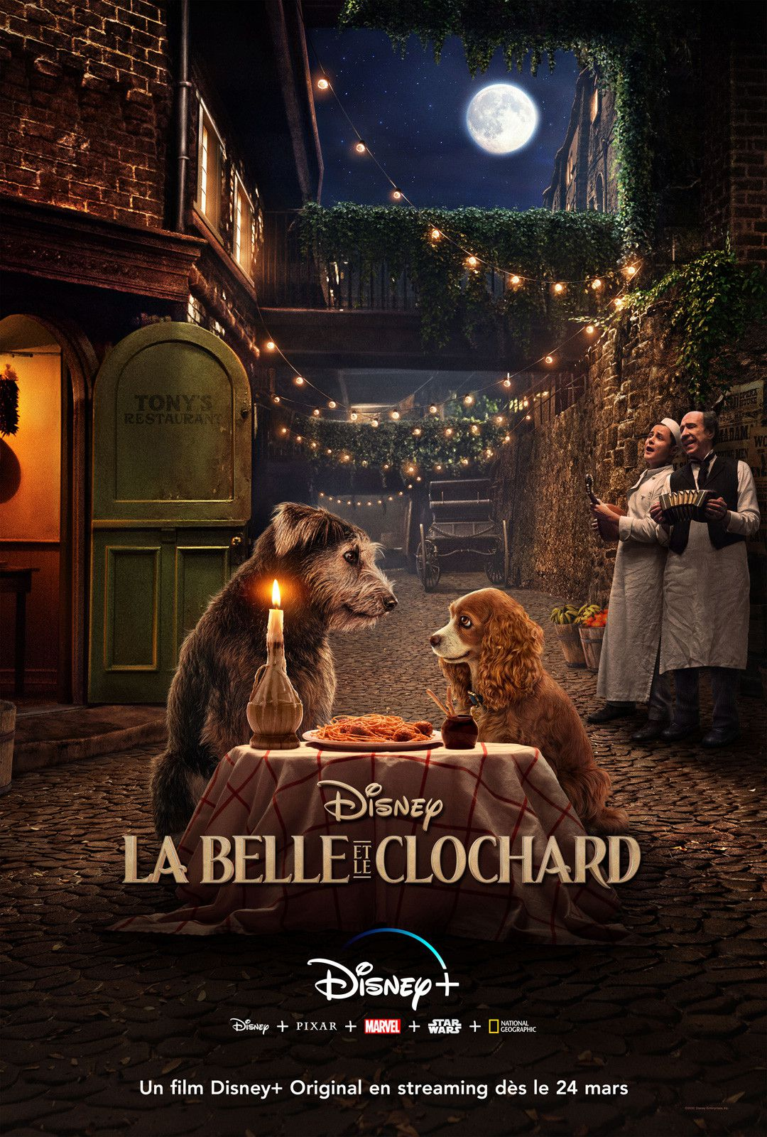 "CRITIQUE: ""LA BELLE ET LE CLOCHARD"""