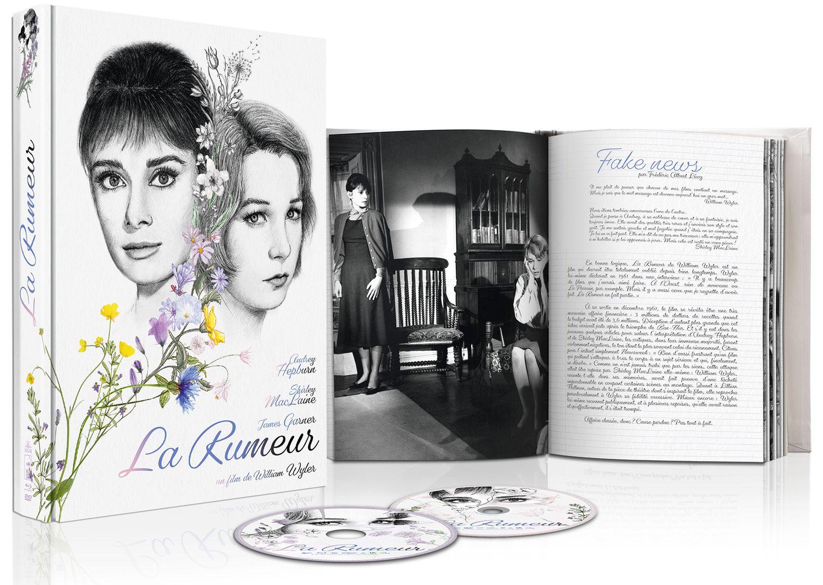"""""""LA RUMEUR"""", EN BLU-RAY LE 24 JUIN"""