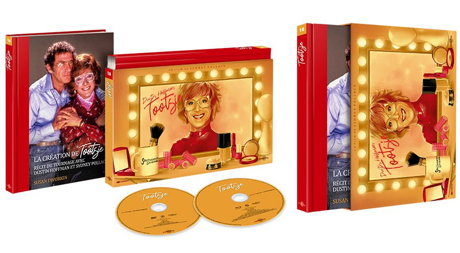 """""""TOOTSIE"""", COFFRET ULTRA COLLECTOR #16"""