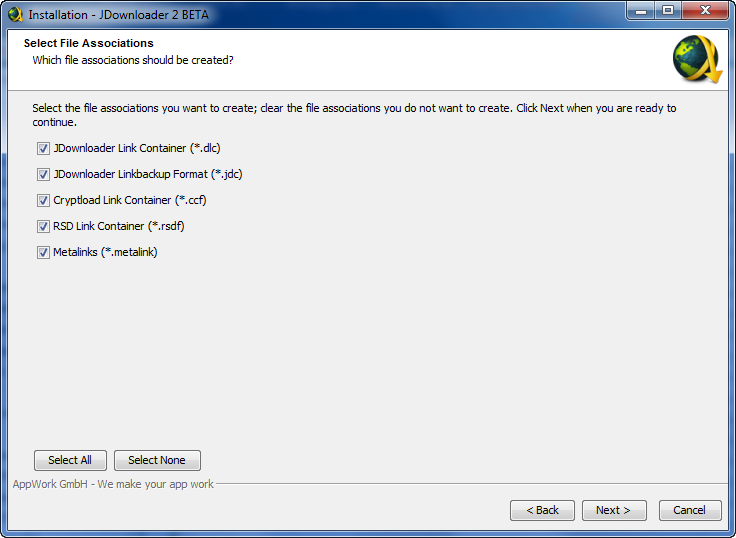 JDownloader2 + DataBase Premium - Gestionnaire de