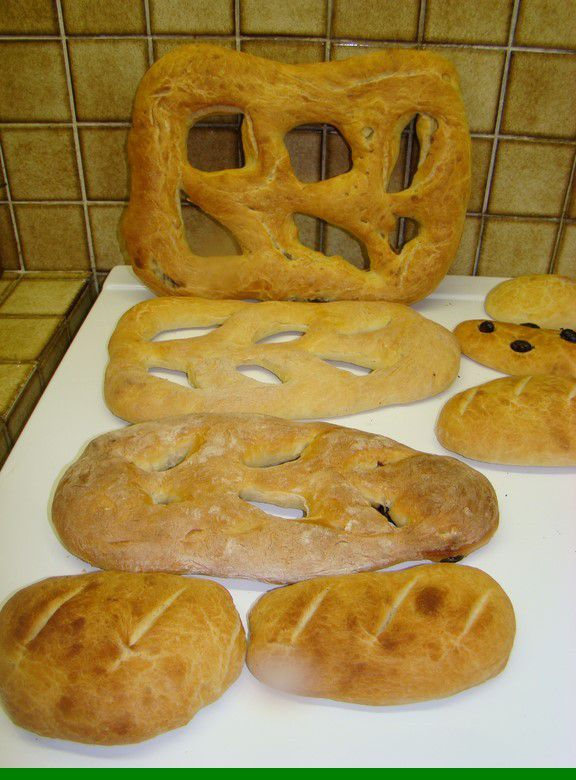 Les fougasses, article complet
