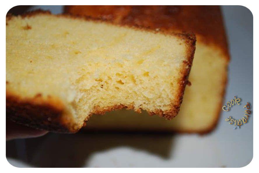 Cake au lait concentré sucré (thermomix ou sans)