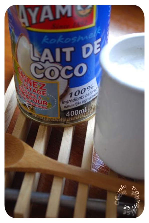 Flan coco (thermomix 31)