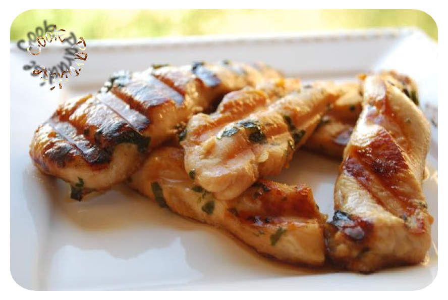 Marinade poulet au BBQ