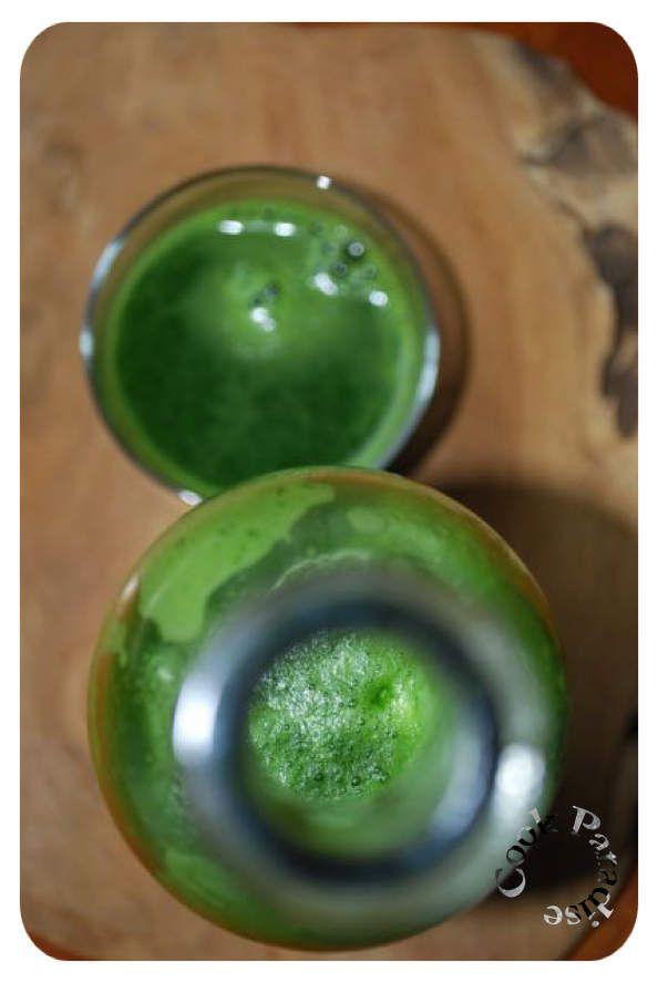 Détox jus de persil (thermomix)