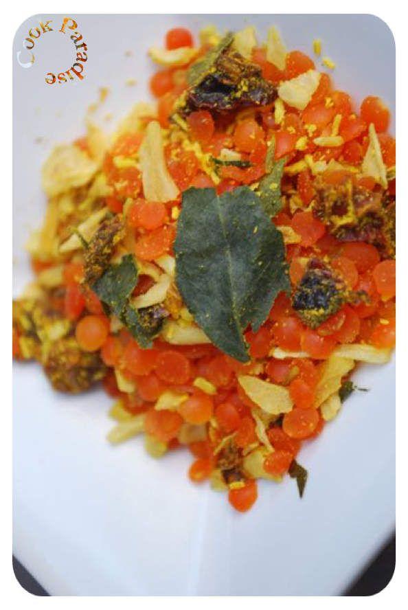 Mujadarra riz lentilles cookéo recette libanaise
