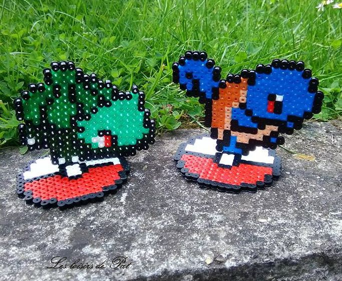 Perles a repasser : Pokemon