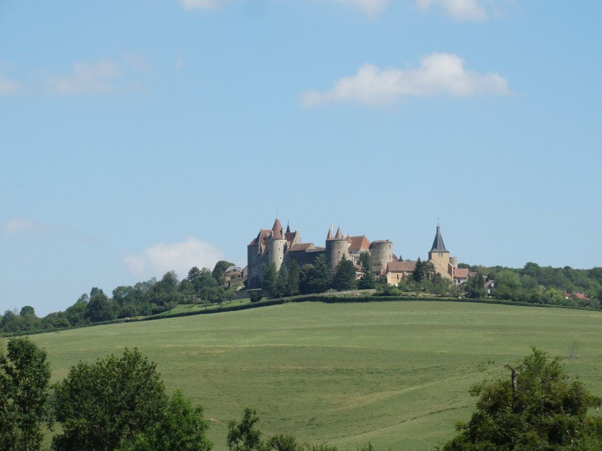 Chateauneuf (21), France