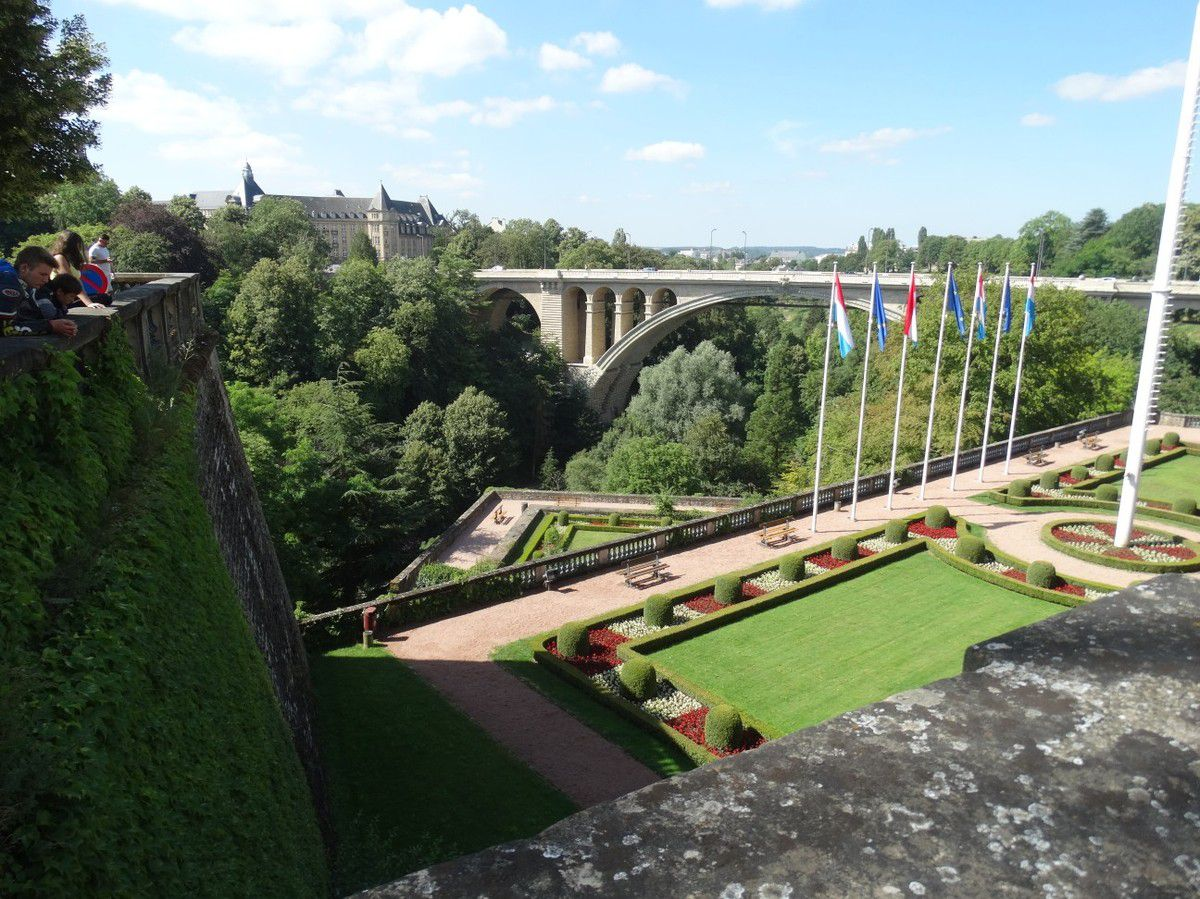 Ville de Luxembourg, Luxembourg