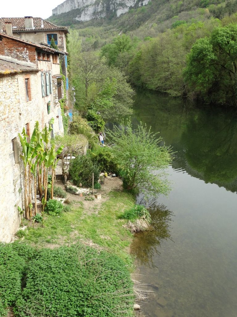 Saint Antonin Noble Val, Tarn et Garonne, France