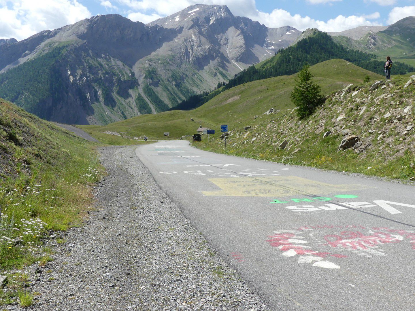 Col de Vars, Hautes-Alpes, France