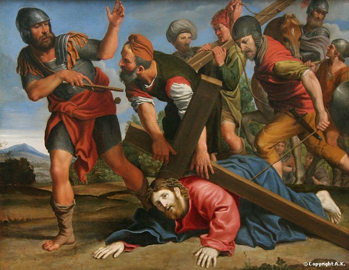 LA PASSION DU CHRIST (III)