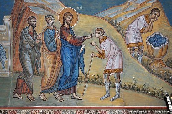 CONTAGIER LA LUMIERE DU CHRIST AUTOUR DE NOUS