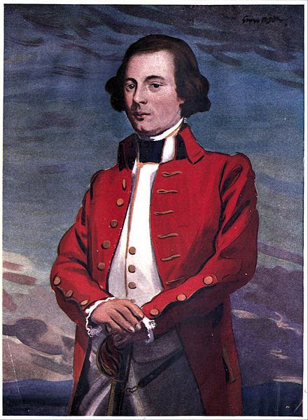 JAMES WOLFE (1727-1759)