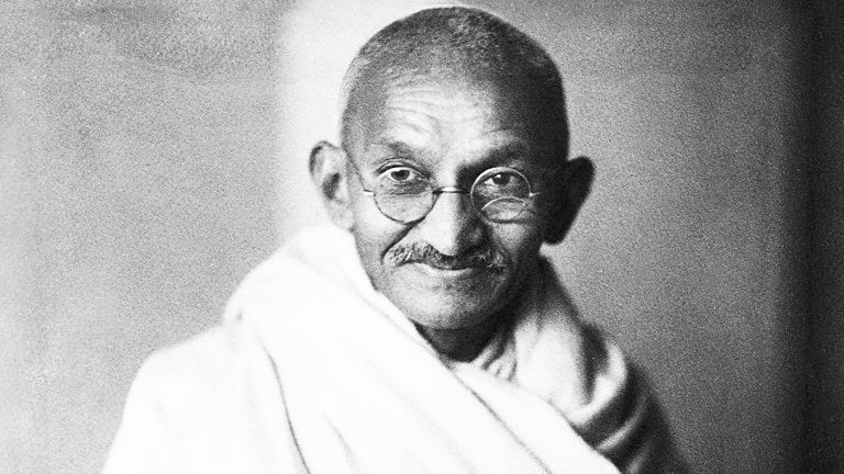 Violence citation GANDHI