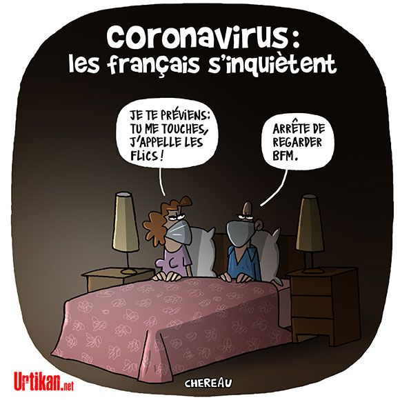 Confinement et coronavirus