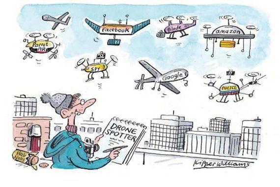 L'Etat achète pour 4 millions d'euros de drones