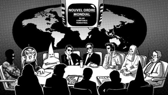 La farce et l'agenda diabolique d'un «verrouillage universel» par Peter  Koening
