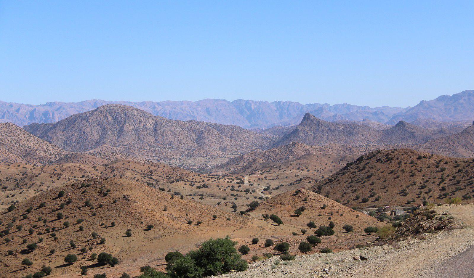AFRIQUE - ETAPE 2 - MAROC SUD - PART II