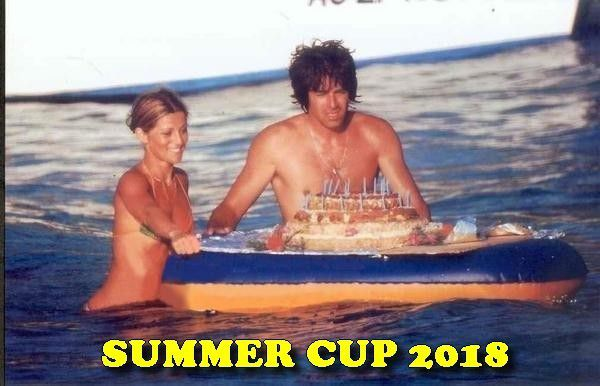 SUMMER CUP 2018 - GROUPE G