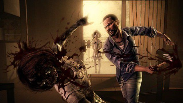Test) The Walking Dead Saison 1 entière. - The New PIxel