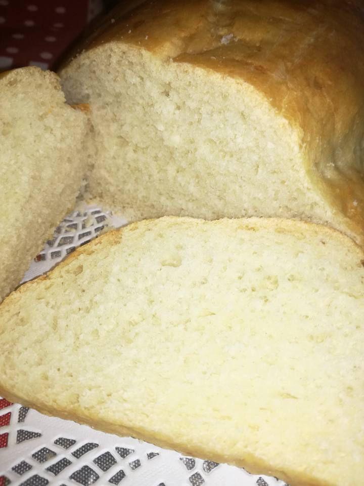 pain moelleux facile et tendre inratable en miches ou en tranche !!