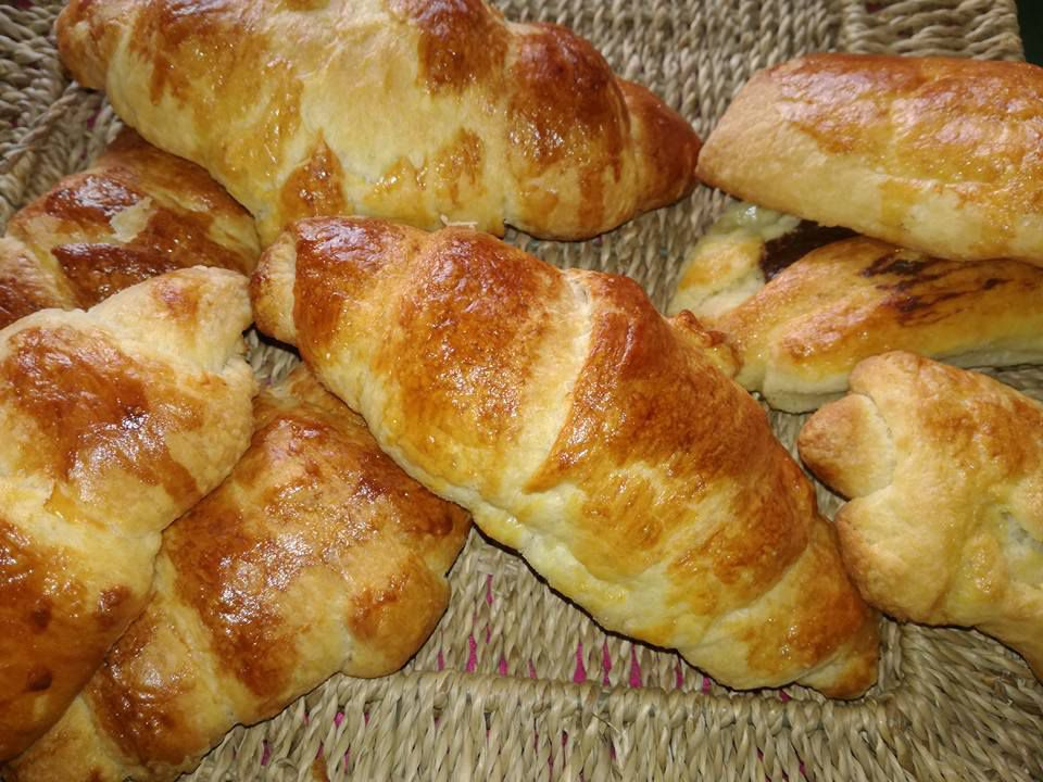 croissants home made