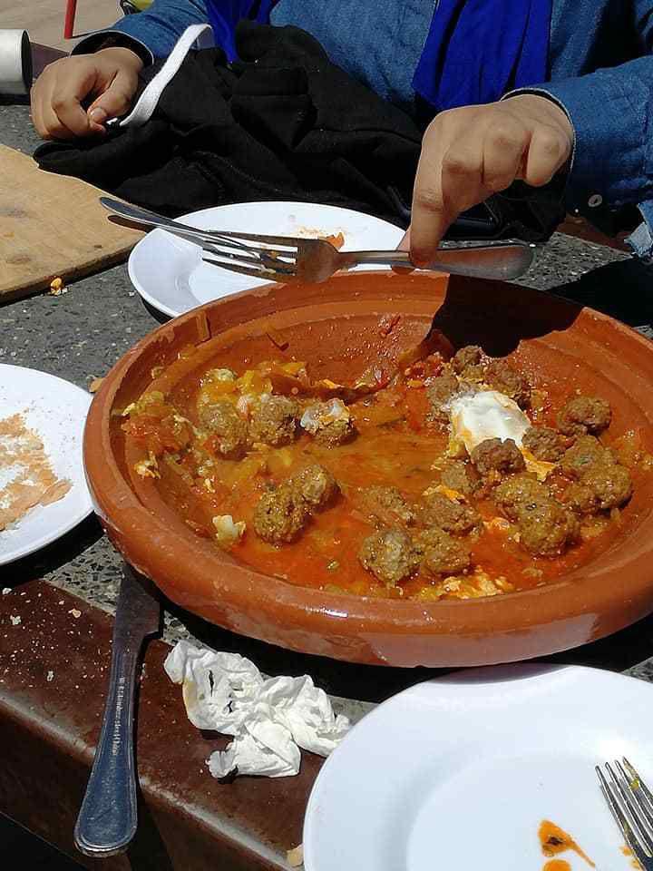 keftas marocaines aux oeufs