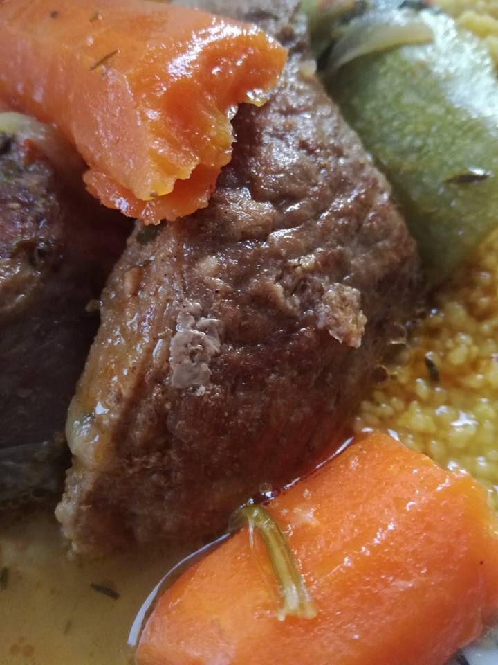 tajine d'agneau aux legumes