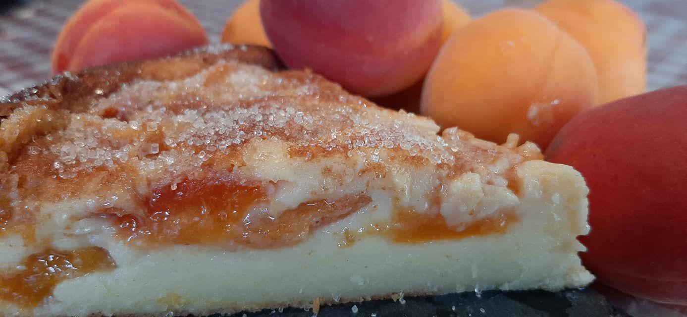 clafoutis aux abricots de Chef vaness