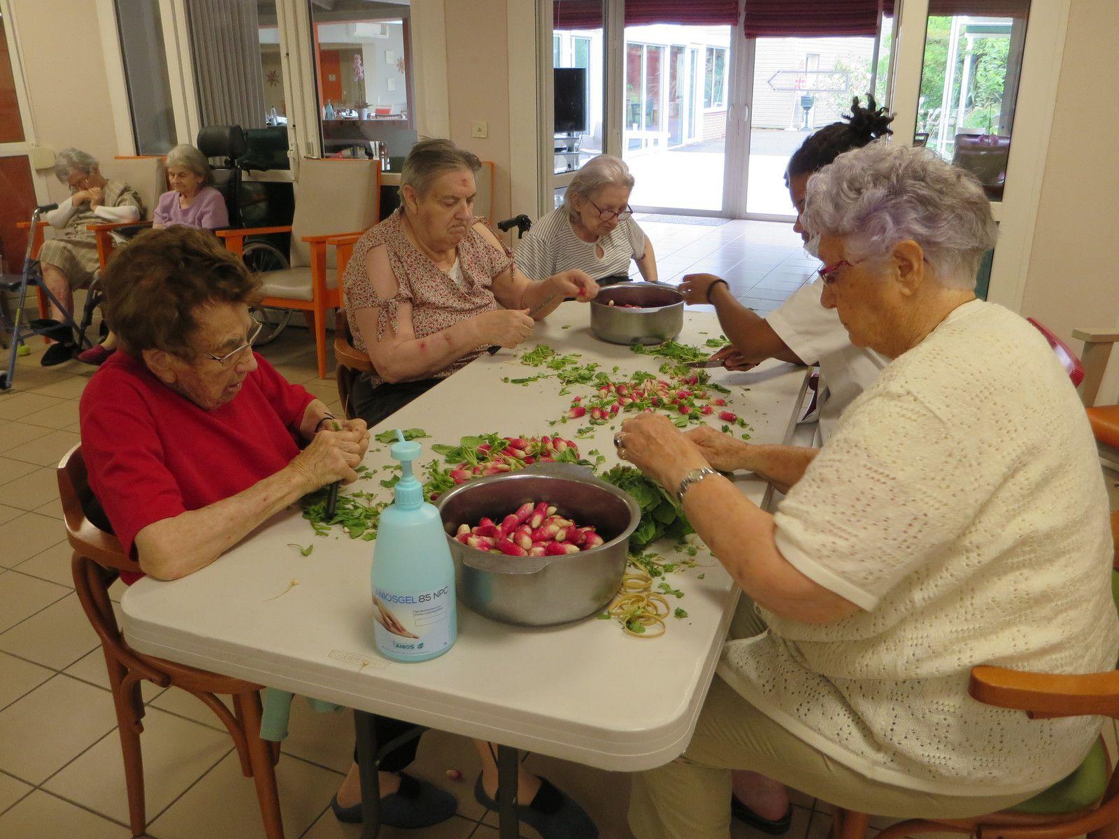 Juillet au Ploreau: activités et anniversaires