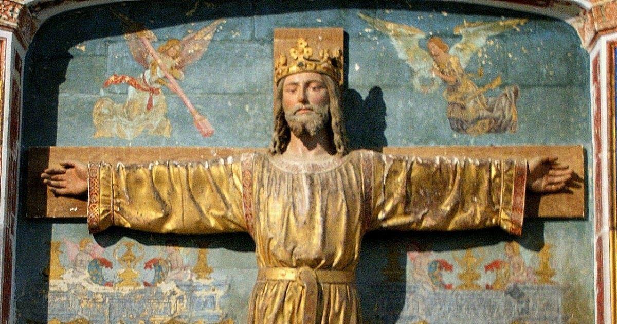 Evangile du dimanche 20 novembre 2016  -  Solennité du Christ Roi.