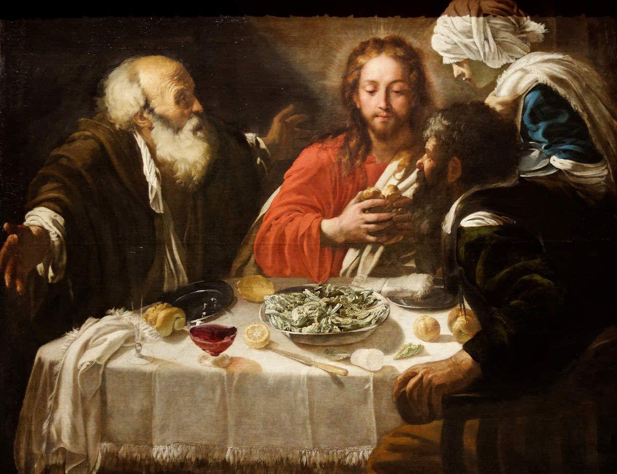 Évangile du dimanche 30 avril 2017  -  3e dimanche de Pâques