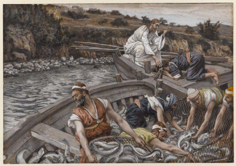 Évangile du dimanche 5 mai -3e de Pâques - annér C