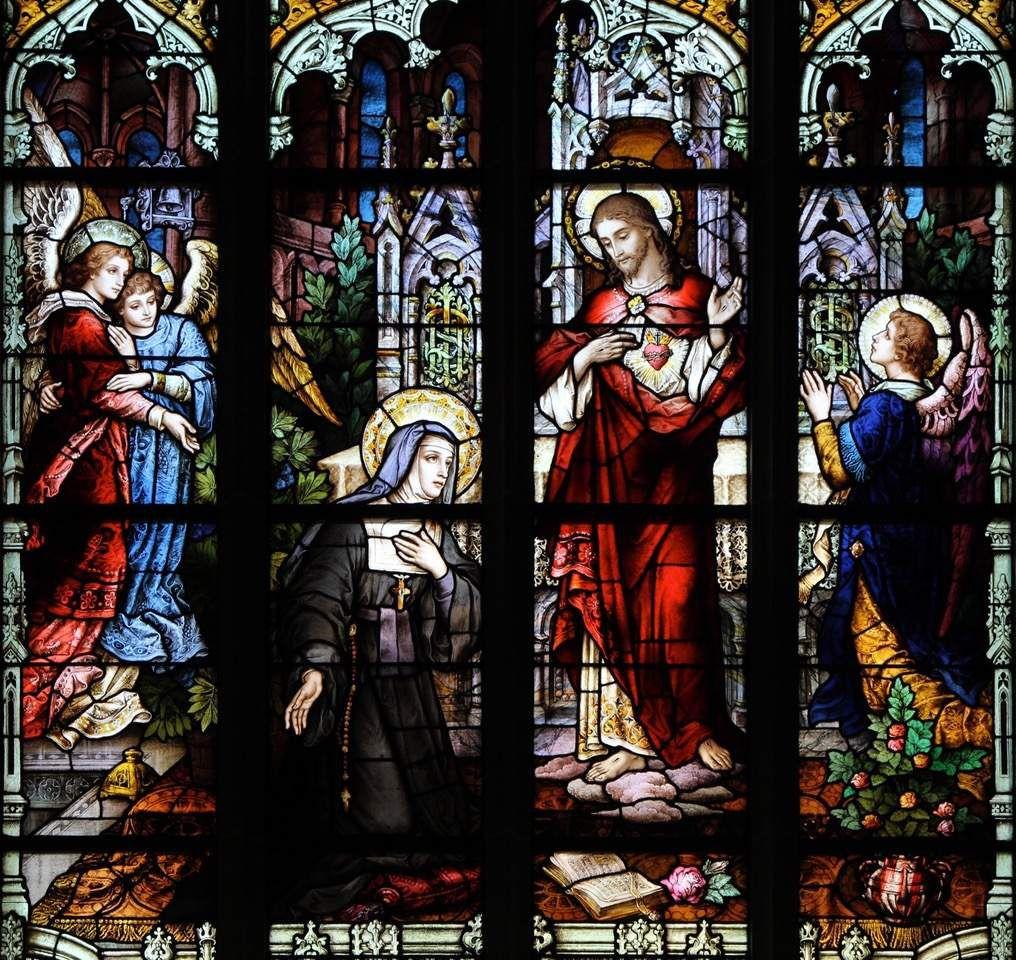 Garde d'honneur du Sacré Cœur - Heure sainte