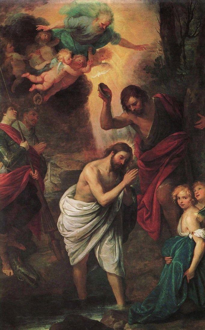 Evangile du dimanche 12 janvier 2020 - Le Baptême du Seigneur