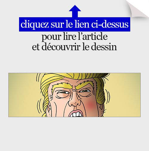 actualité en dessins,JM,donald trump,fuck you donald trump,trump président,présidentielle usa