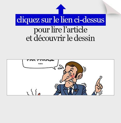 actualité en dessins,JM,macron,trump,otan 2017,bruxelles