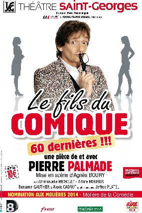 LE FILS DU COMIQUE !!! (Le retour)