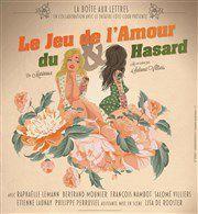 """LE JEU DE L'AMOUR et du HASARD """"Théâtre Côté Cour"""""""