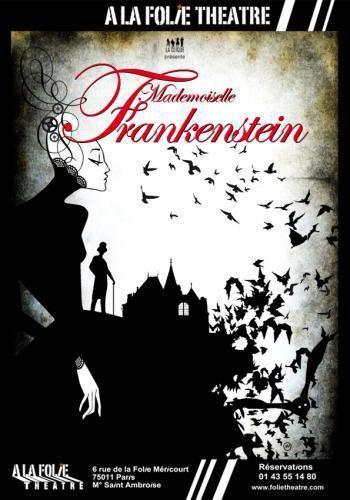 Le retour de Mademoiselle FRANKENSTEIN!