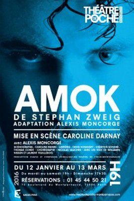 AMOK de Stephan ZWEIG