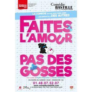FAITES L'AMOUR... PAS DES GOSSES !!!