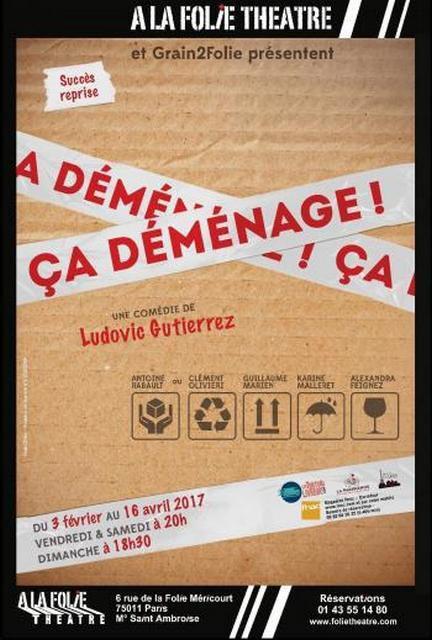 CA DEMENAGE !!! de Ludovic GUTIERREZ