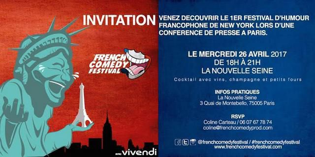 FRENCH COMEDY FESTIVAL of NEW-YORK
