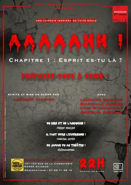 AAAAAHH !!! en Avignon 2017
