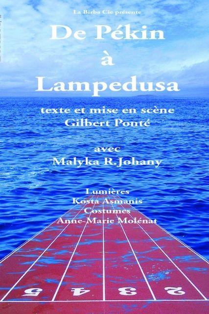 DE PEKIN A LAMPEDUSA (L'histoire de Samia Yusuf)